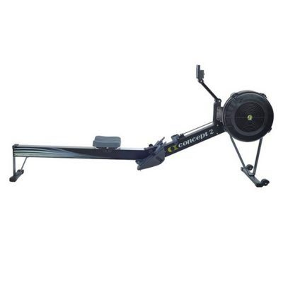 CONCEPT2 MOD D BLACK INDOOR ROWER PM5 Monitor