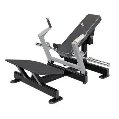 STAR TRAC GLUTE DRIVE WEIGHT PLATE LOADED